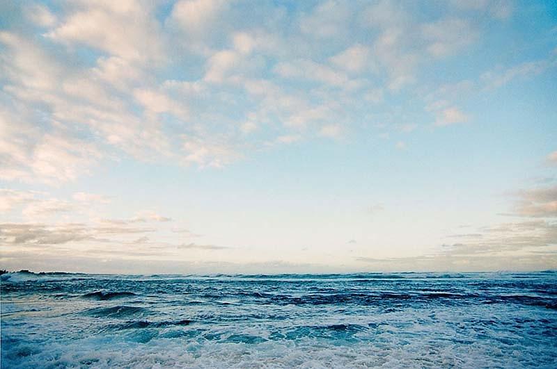 Werkreihe SKY + SEASCAPES . Seaside 09|17