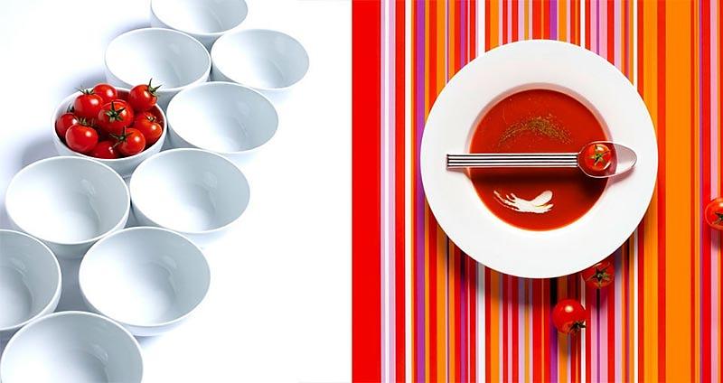 Foodfotografie für ein Kochbuch von Südwolle