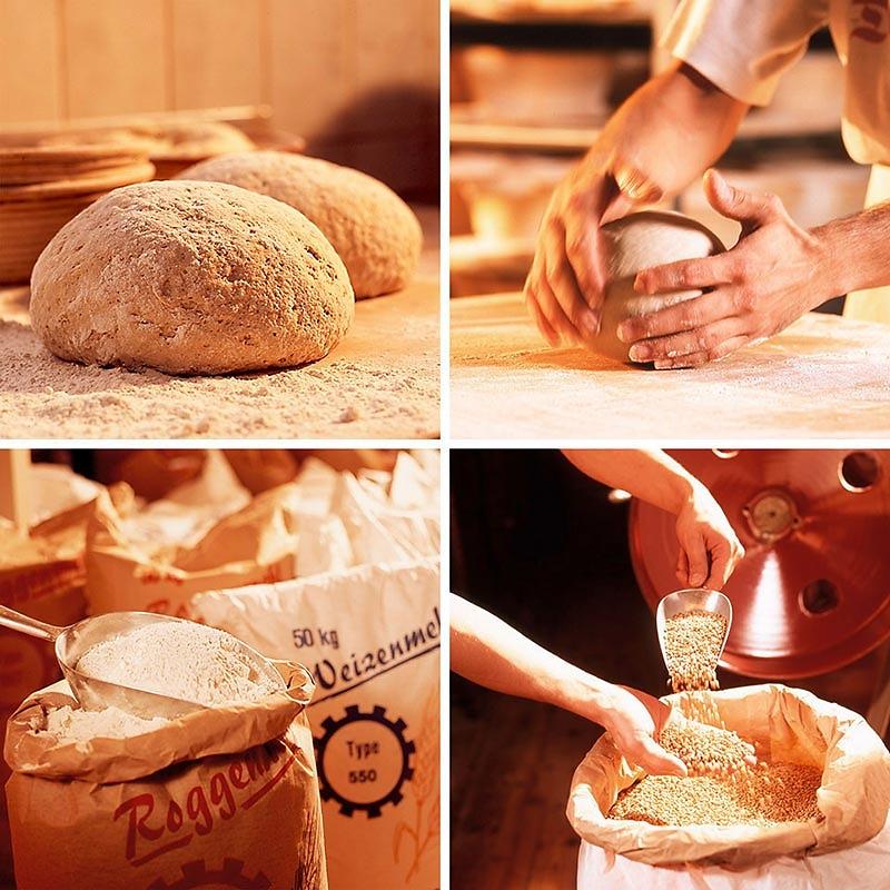 vom Getreide über's Mehl zum Brot - Imageaufnahmen für ORIGINAL REGIONAL