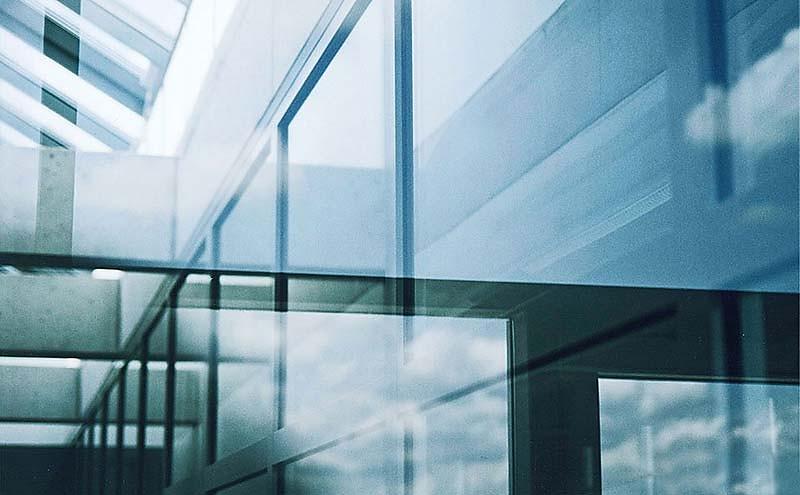 Architekturfotografie Glasdetail