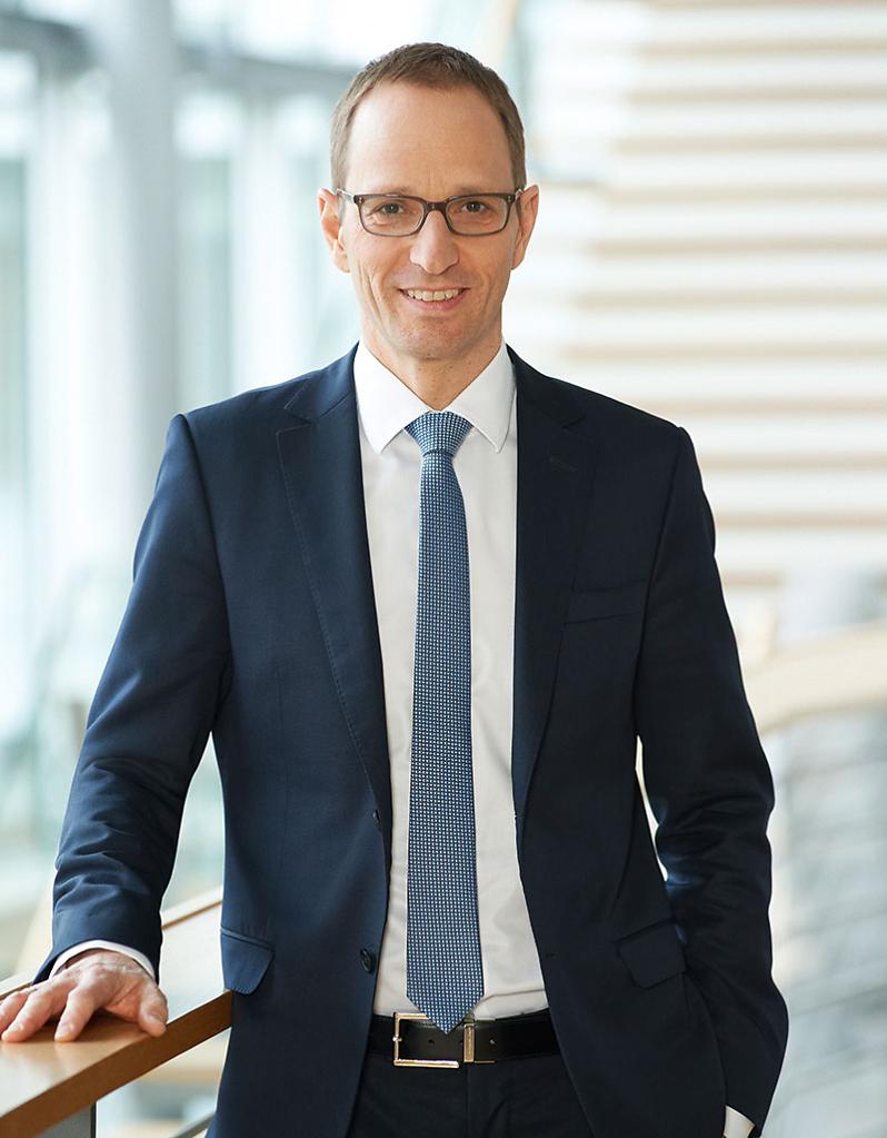 Business-Portrait Christian Rödl - Rödl & Partner