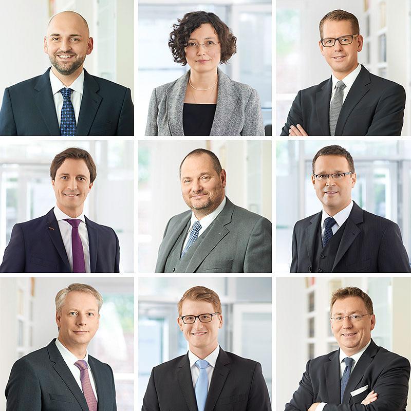 Business-Portraits   SALLECK + PARTNER Rechtsanwälte