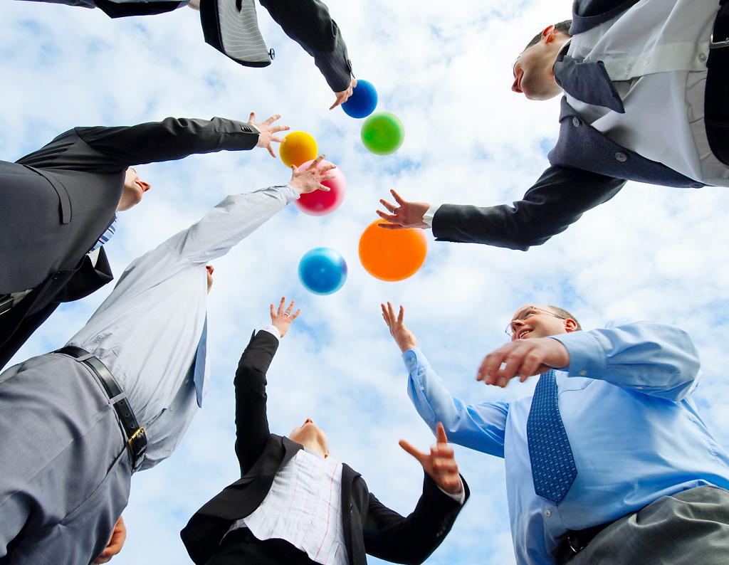 Teambuilding Teamgeist