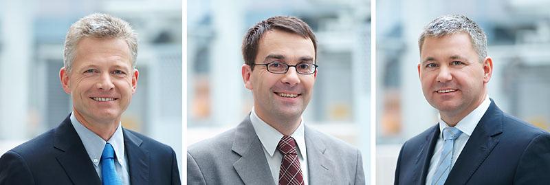 Business-Portraits Geschäftsführung ZAPF KG