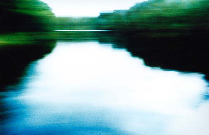 Werkreihe JOYCE COUNTRY . River Cong 02|E