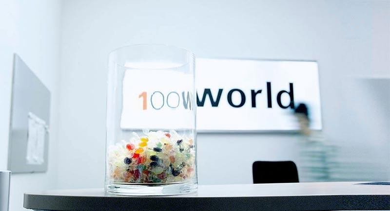 Imageaufnahmen - 1OOworld