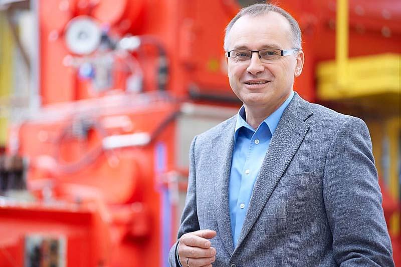 Business-Portrait von Klaus Schülein, Geschäftsführer REHART GROUP